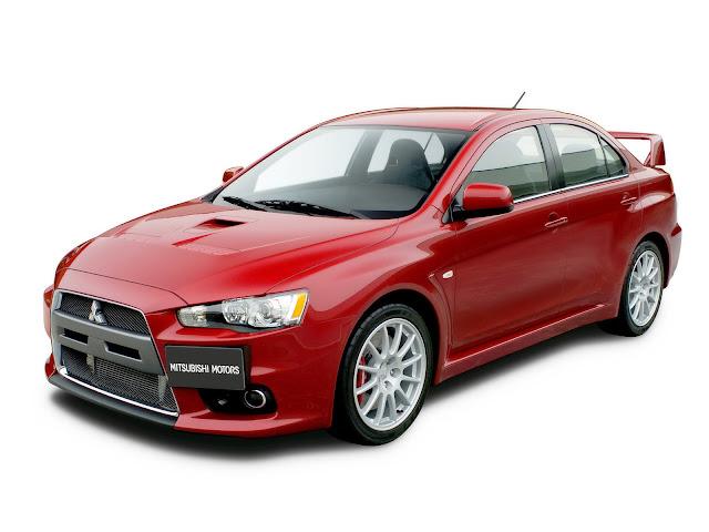 Mitsubishi Evo XI