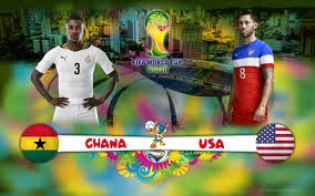 USA Vs GHANA LIVE TV LINK