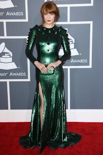 Florence Welch Grammys 21013