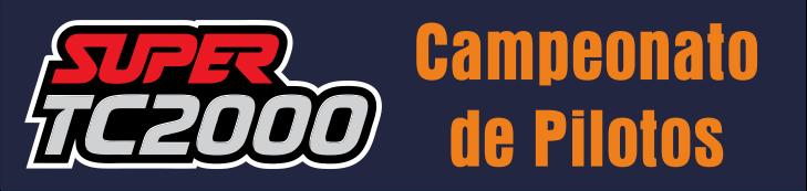 Campeonato de Pilotos de Súper TC2000