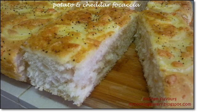 Soft, Cheesy 'Focaccia Recipes — Dishmaps