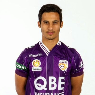 Matthew Davies Pahang FA 2015