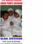 Program Peduli Anak Panti Asuhan
