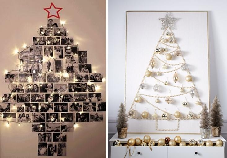 Shibar ita c mo decorar el rbol de navidad - Arbol de navidad hecho en casa ...