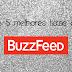 5 melhores listas do buzzfeed