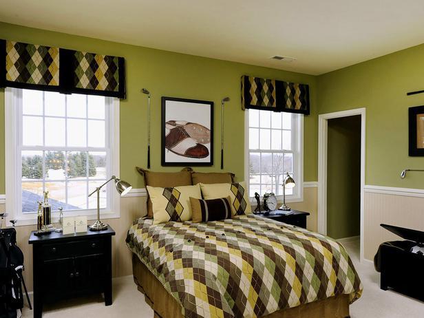 дизайн комнаты для подростка мальчика, спальня для подростка фото