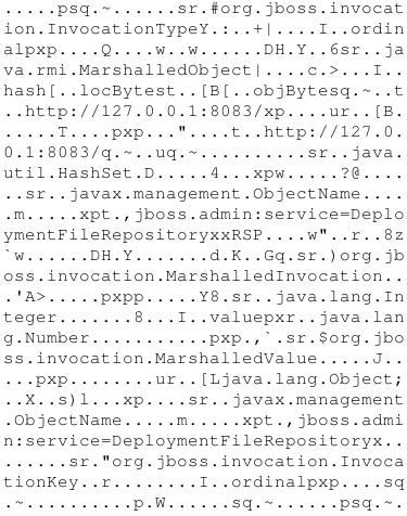 JBOSS JMXInvokerServlet Update