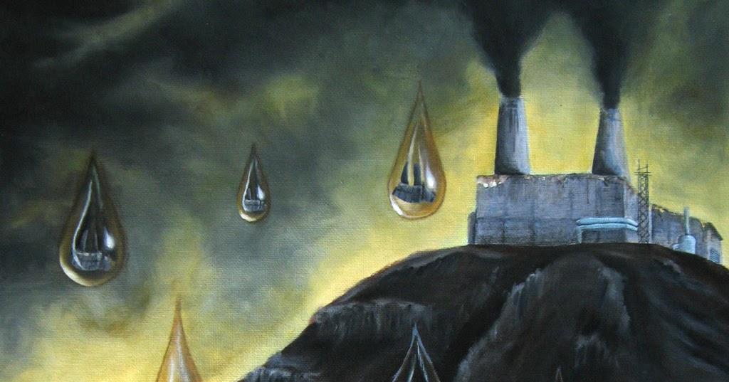 Te lo spiega Giuseppe: Piogge acide: un pericolo dall'alto