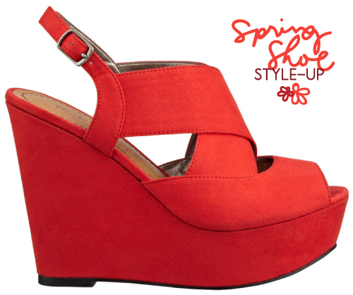StyleAndPepperBlog.com : : S&P TV // Spring Shoe Style-up