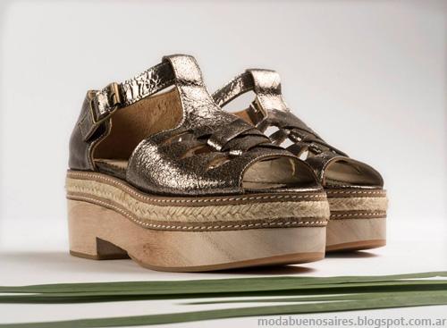 Zapatos Lomm verano 2014.