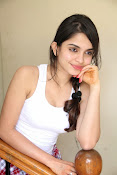 Sheena shahabadi Glam Pics in White Top-thumbnail-19