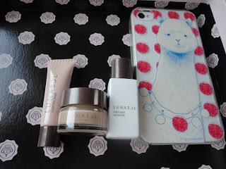 lunasol, japan, skincare, beauty