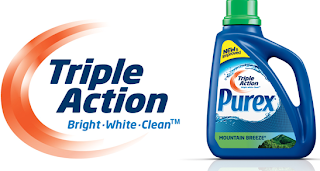 Free Purex Triple Action