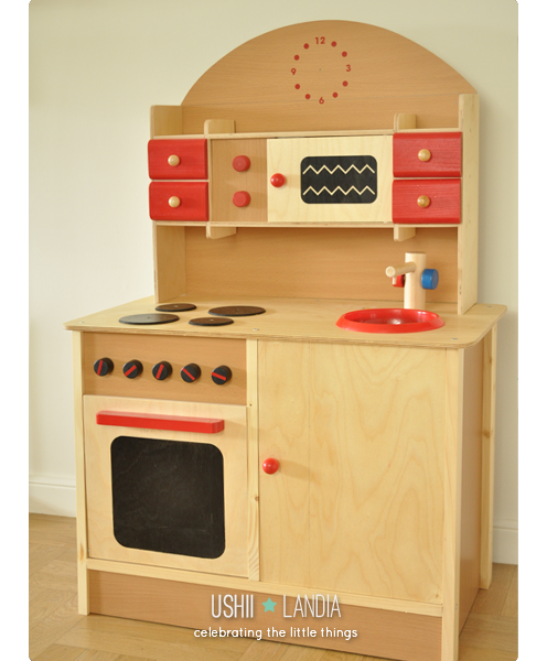 USHII ★ LANDIA celebrating the little things Znów zapraszam do kuchni! A w   -> Kuchnia Dla Dzieci Little Chef