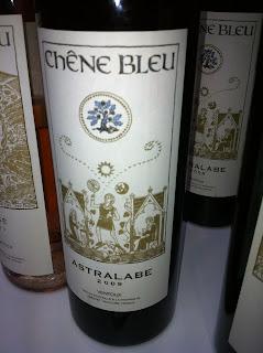 Chêne Bleu Winery, Astralabe 2009, Ventoux