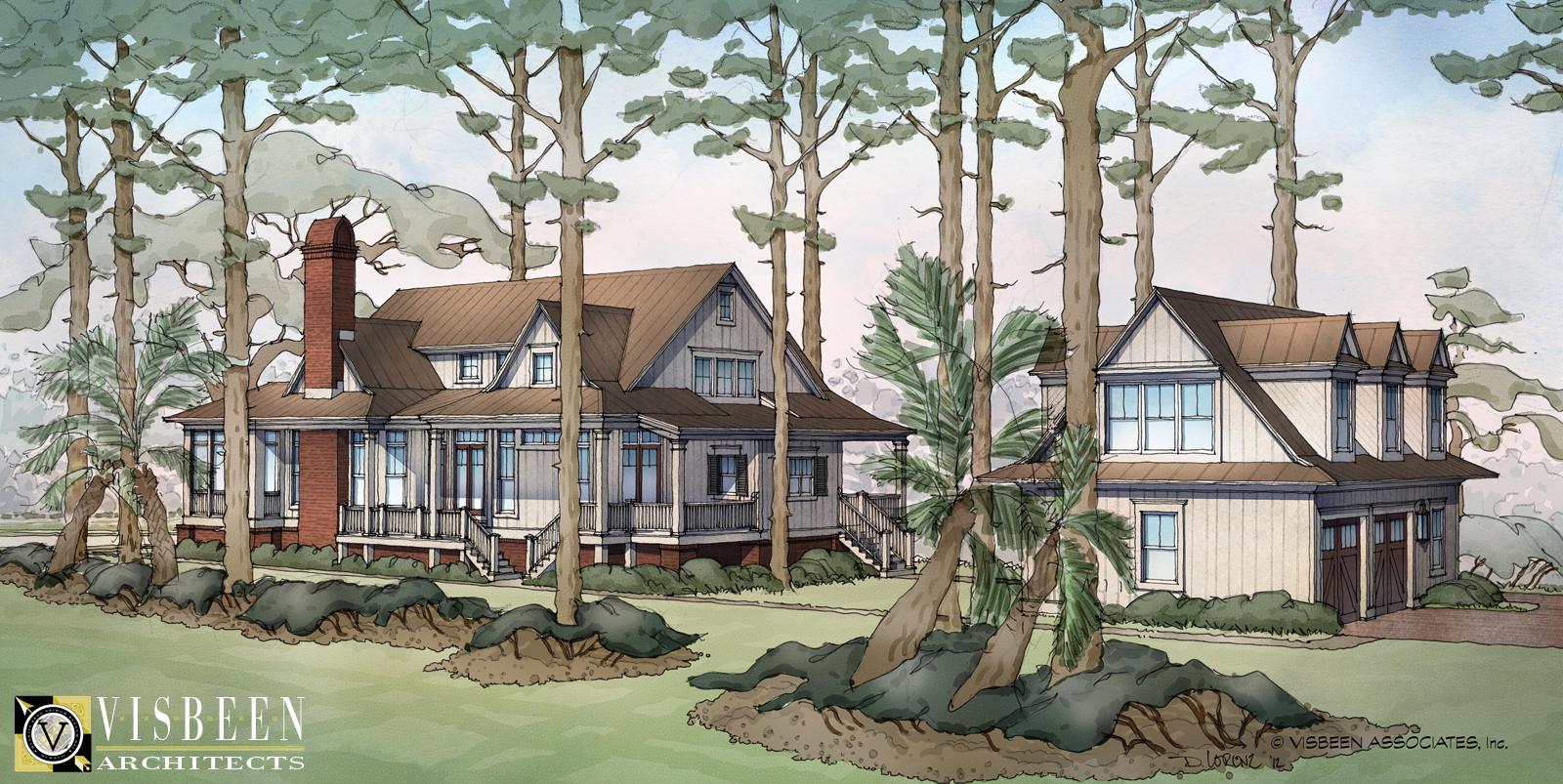 Laurel Visbeen Architects - Featured designer visbeen associates
