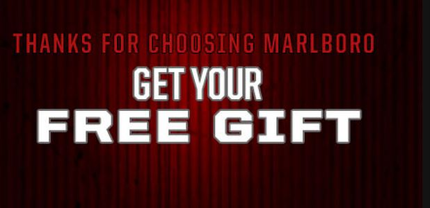 Coupons And Freebies: Free Gift From Marlboro (Zippo Lighter ...