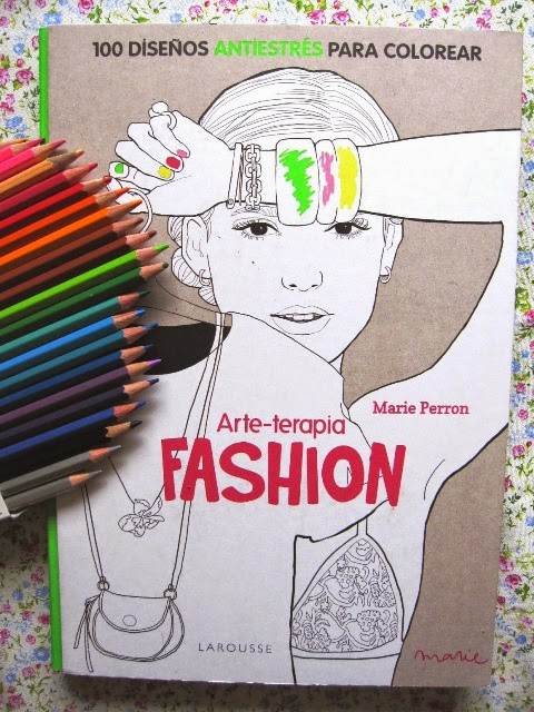 El Cajón Desastre de Isa: 100 diseños anti-estrés para colorear ...