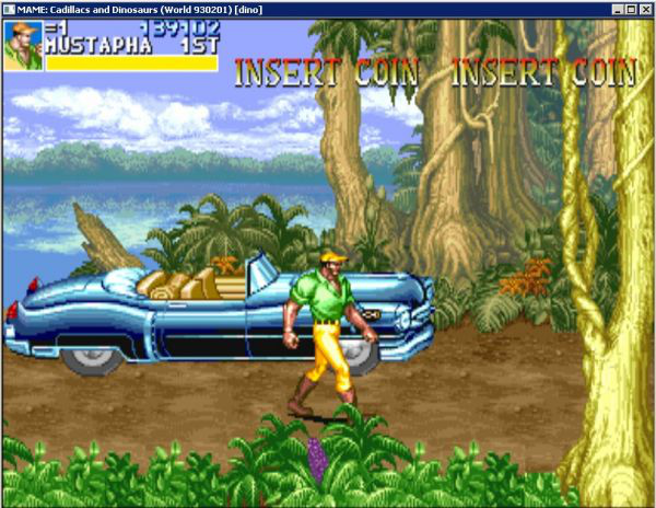 DOWNLOAD cadillacs and dinosaurs ARCADE GAME FOR PC - YouTube