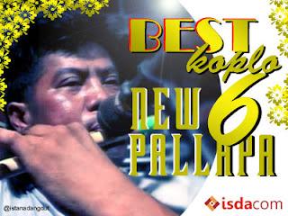 pemain suling new pallapa, soliq irwansyah, album dangdut koplo terbaru, new pallapa, new pallapa best koplo 6, cover album dangdut