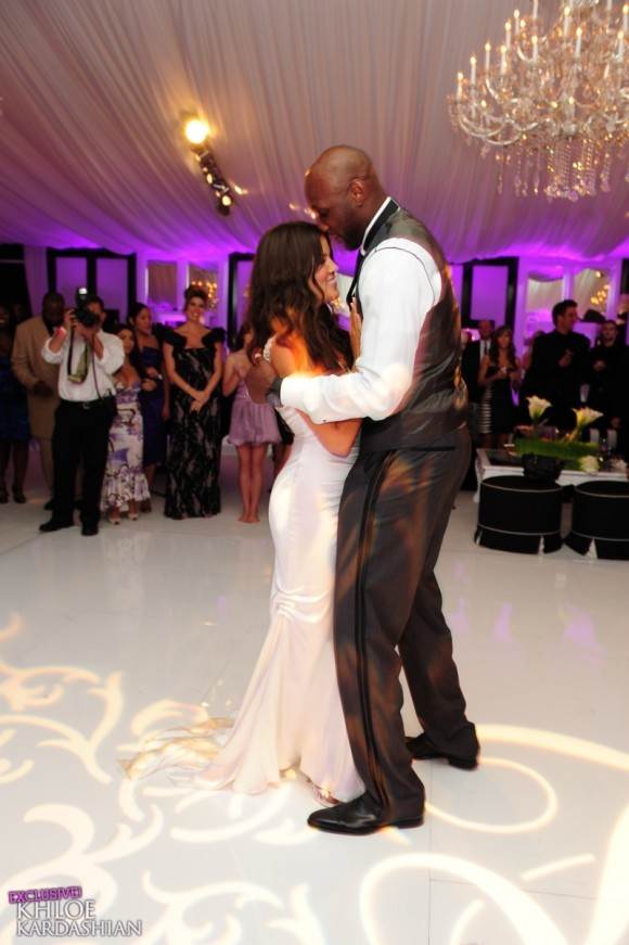 Celebrity Weddings Khloe Kardashian Lamar Odom
