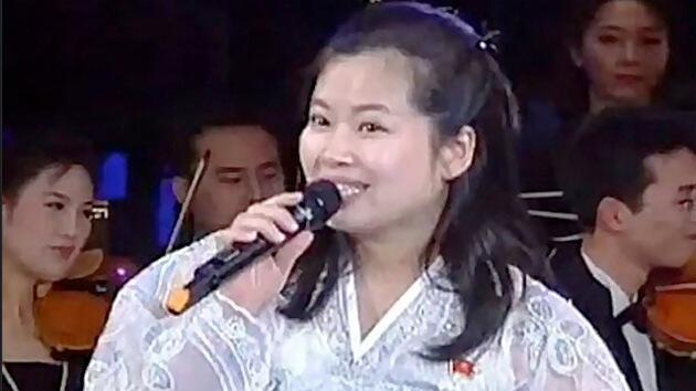 Cantante norcoreana Hyon Song-wol