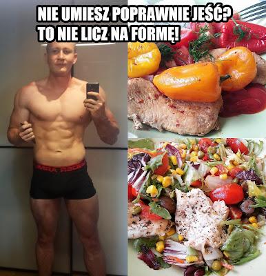 moja forma, moje jedzenie