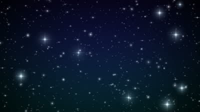 Beautiful Stars In The Sky