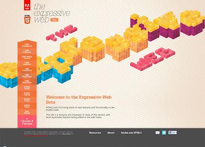 The Expressive Web - возможности HTML5 и CSS3