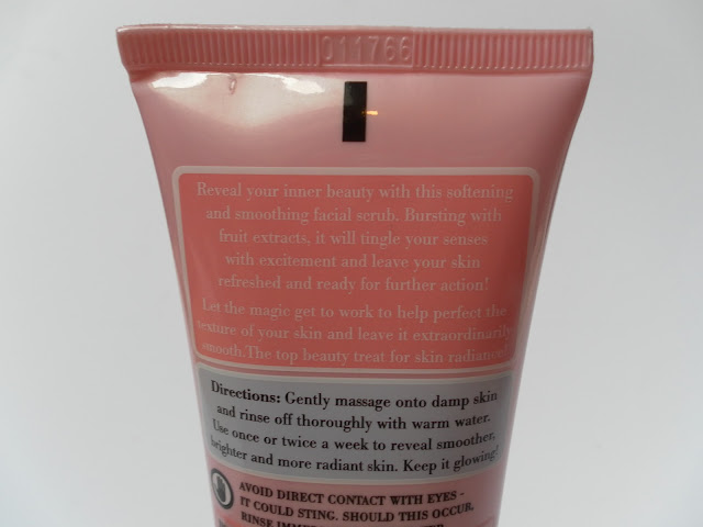 A picture of Dirty Works Pore-fect Face Scrub