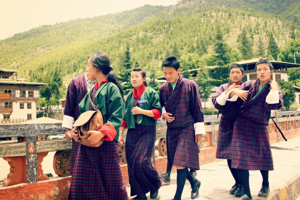 Bhutan Tourism, Travel Photography, Tanvii.com