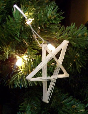 String nativity ornaments 2