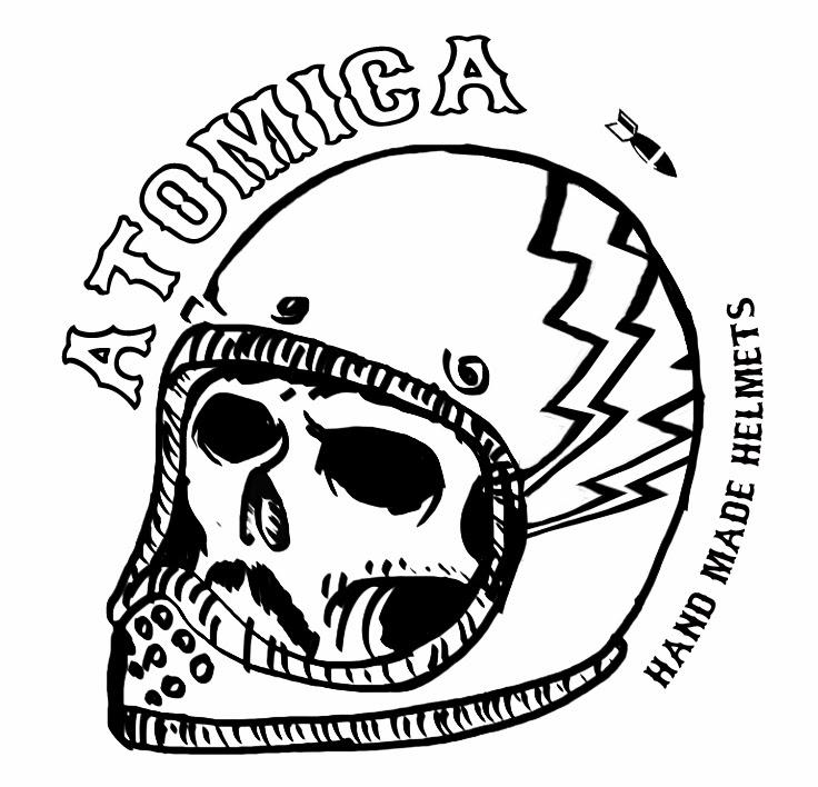 ATOMICA HELMETS & PARTS