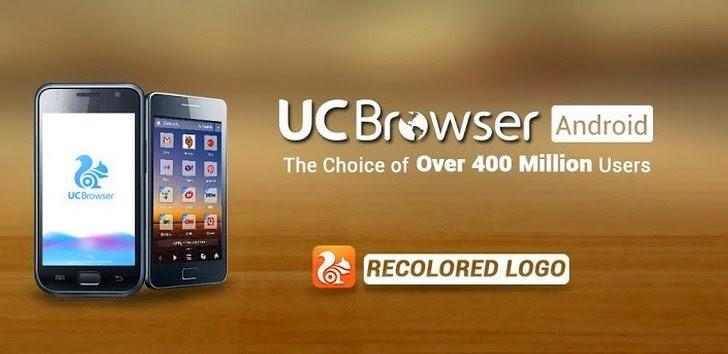 Aplikasi UC Browser Terbaru
