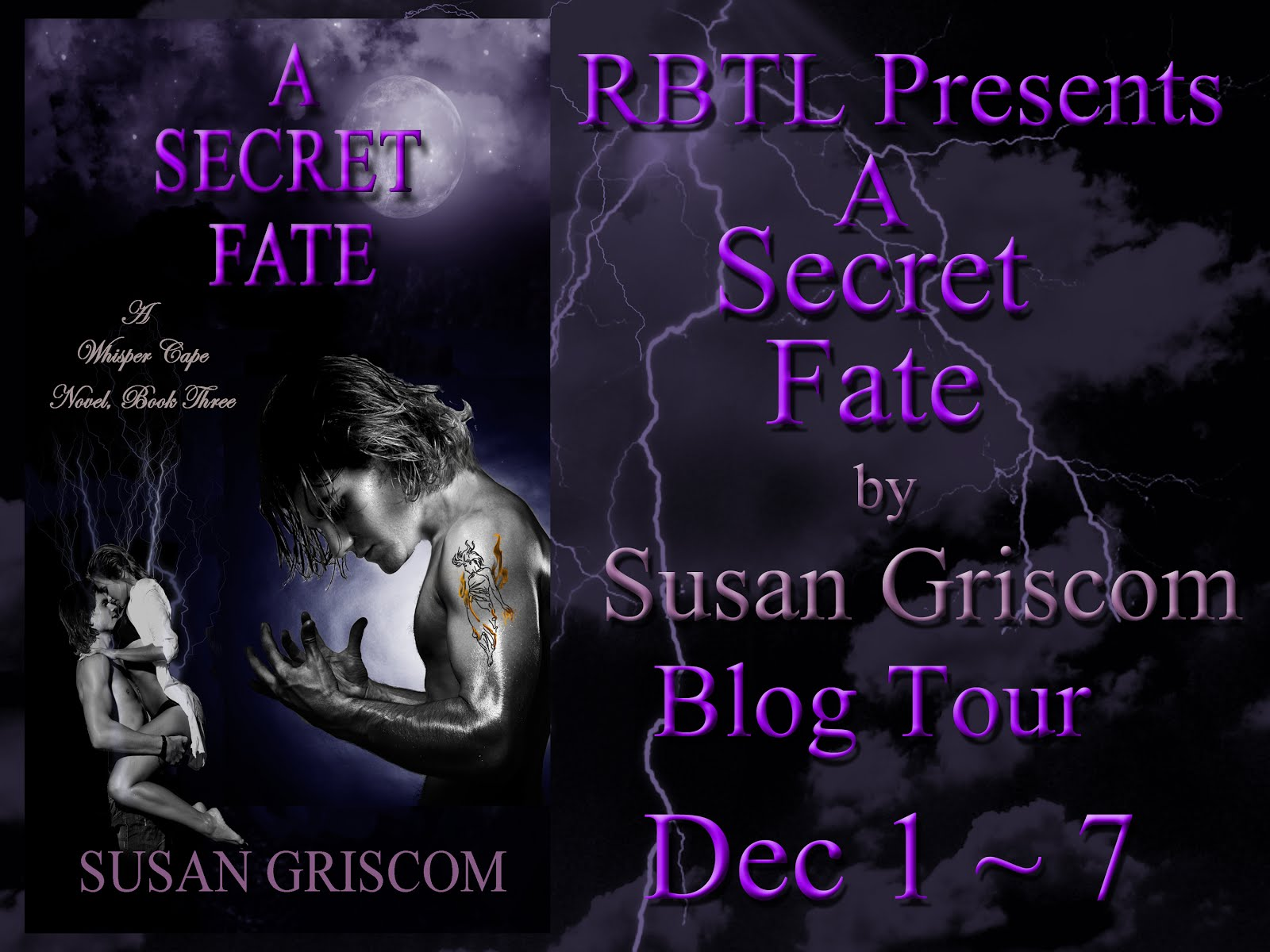 A Secret Fate Blog Tour