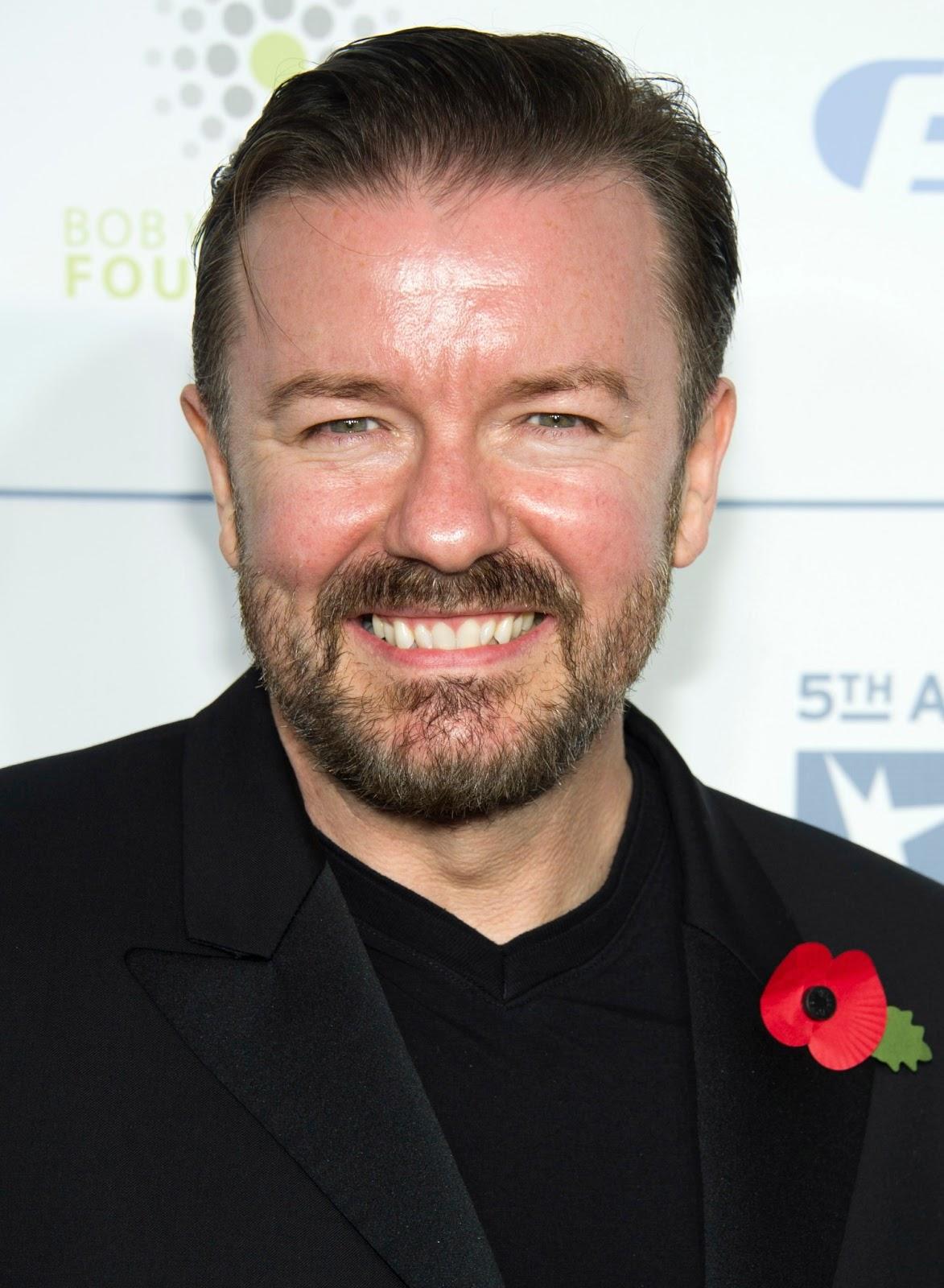 Ricky Gervais Image To U