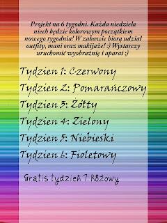 Projekt Rainbow: Tydzień 7