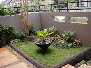Minimalist Style Home Design: Minimalist Landscaping For ...