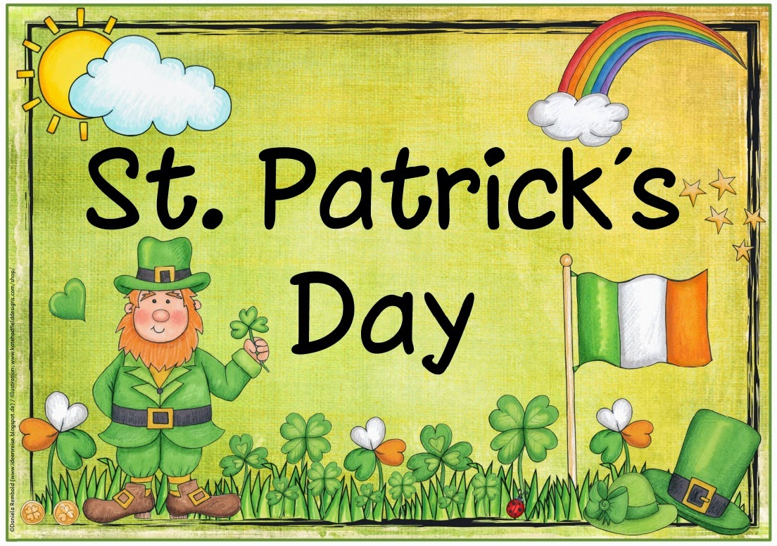 Atemberaubend St Patrick Ausmalbilder Katholisch Ideen ...