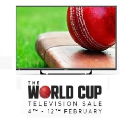 Flipkart: Buy THE WORLD CUP TELVISION SALE : Buy LCD, LED Television at Best Price