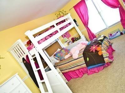 habitación para hermanas
