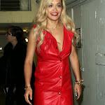 Rita Ora OOPS Moment Upskirt in London