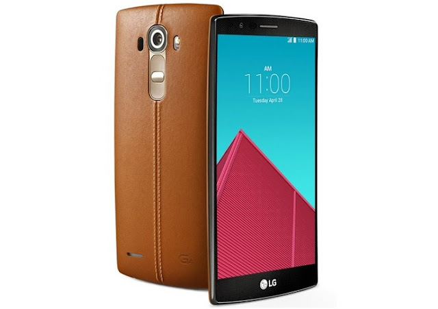 LG launches LG G4 smartphone in India for Rs. 51000