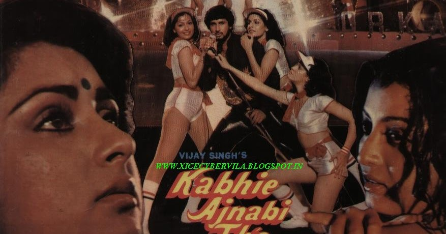 Kabhi Ajnabi The (1985) Hindi*Movie-HDRip-720p~2.14GB