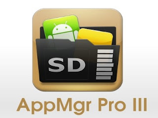 Download AppMgr Pro III (App 2 SD) v3.67 Apk