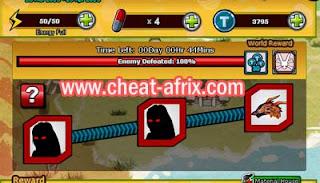 Claim Free 30 Token Bunny Rampage Ninja Saga