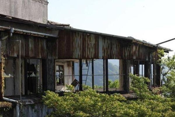 Hotel Paling Seram di Jepang