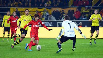 Xem lại đầy đủ trận Dortmund vs Leverkusen