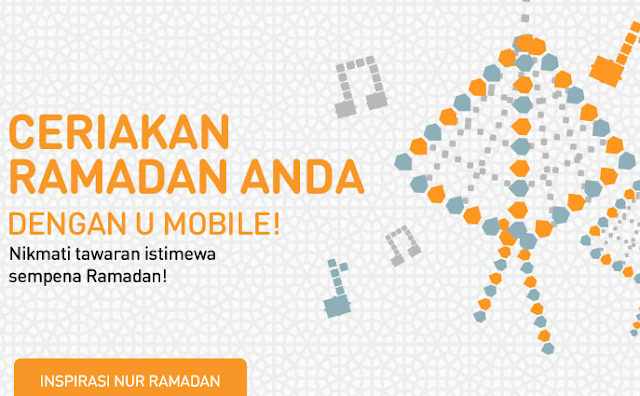 U Mobile Ramadan