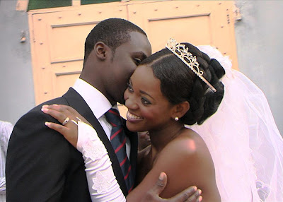 Jackie Appiah Wedding Pictures